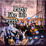 Party Like It's 1773!