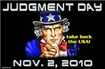 Judgment Day Nov. 2, 2010