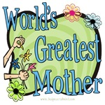 Greatest Mother Floral