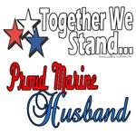 Proud Marine Husband