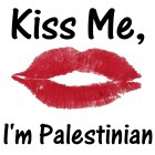 Kiss me, I'm Palestinian