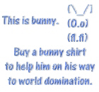 Help bunny for world domination