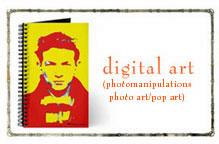 digital art (photo art/pop art)