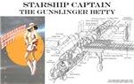 Starship Captain: Gunslinger Betty