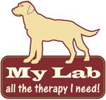 Yellow Lab Therapy