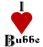 I Love Bubbe