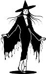 Sexy Gothic Witch