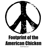 Footprint of the American Chicken