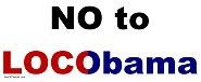 No To LOCObama