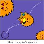 Baby Monster Lying King