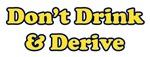 Don't Drink & Derive