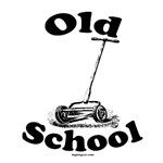 Push Mower (Old School)