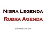 Nigra Legenda Rubra Agenda