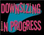 Downsizing in progress!