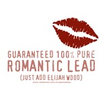100% Pure Romantic Lead - Elijah Wood Design