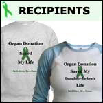 TRANSPLANT RECIPIENTS & FAMILY