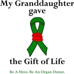 Granddaughter Donor