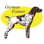 German Shorthaired Pointer Title