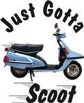 Just Gotta Scoot Riva