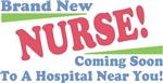 Brand New Nurse Student