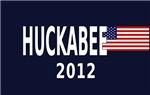 HUCKABEE 2012 OVAL