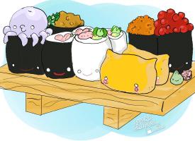 Sushi Shirts