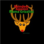 Reindeer Against Mama Grizzles