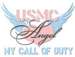 USMC Angel My Call of Duty