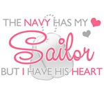 The Navy has my Soldier But I have his heart