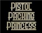 Pistol Princess Gun