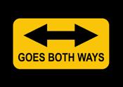 Goes Both Ways