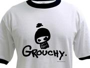 Grouchy.