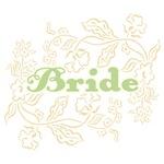 Bride: Flower Garden (Orange & Green)