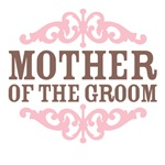 Mother of the Groom (Mocha and Baby Pink)