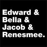 Edward & Bella & Jacob & Renesmee
