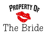 Property of the Bride(Red Lips)