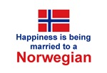 Happily Married to a Norwegian