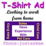 T-Shirt Ads