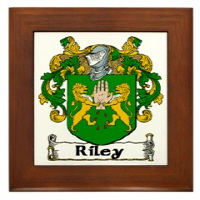 Riley Coat of Arms & More!