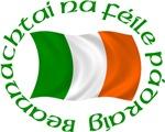 Click Here For Irish Flag (Gaelic)