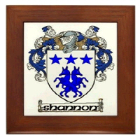 Shannon Coat of Arms & More!