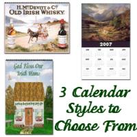 Irish & Celtic Calendars