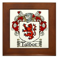 Talbot Coat of Arms & More!