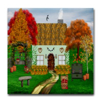 Country Village Series© Ceramic Tiles