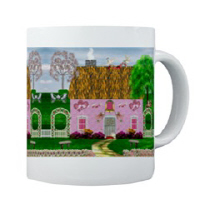 Country Village Series© Mugs & Steins