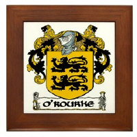 Rourke & O'Rourke Coat of Arms & More!