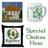 *Made To Order* Personalized Designs
