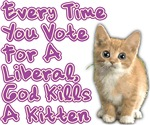 God Kills A Kitten