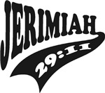 JERIMIAH 29:11 APPAREL