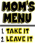 Mom's Menu
